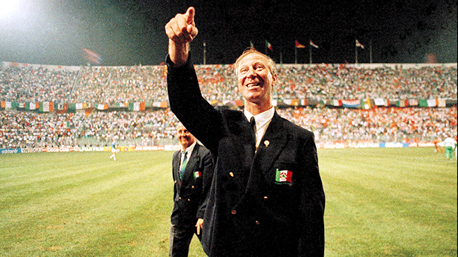 Jack Charlton qua đời ở tuổi 85: Tạm biệt một huyền thoại World Cup 1966