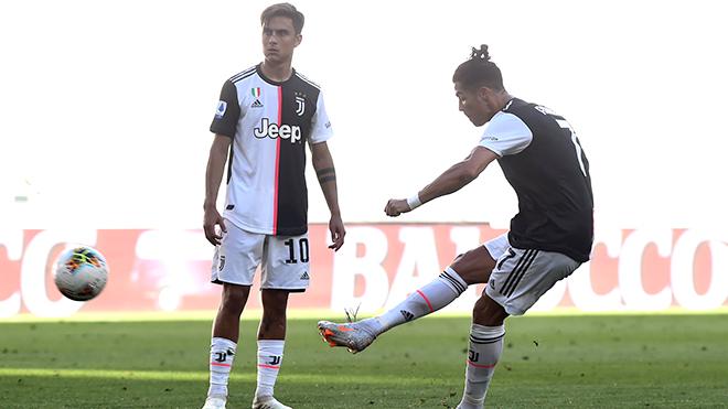 "Juventus: Bay cao với bệ phóng ""Dybaldo"""