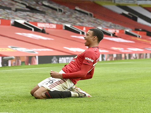 Mason Greenwood: Tài không đợi tuổi ở Old Trafford