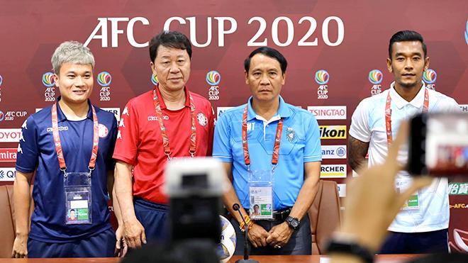 Trực tiếp bóng đá Yangon United vs TP.HCM (16h00 ngày 11/2): Cơ hội cho TP.HCM