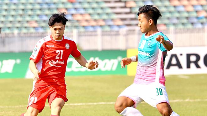 TPHCM và Than Quảng Ninh ngập ngừng tại AFC Cup