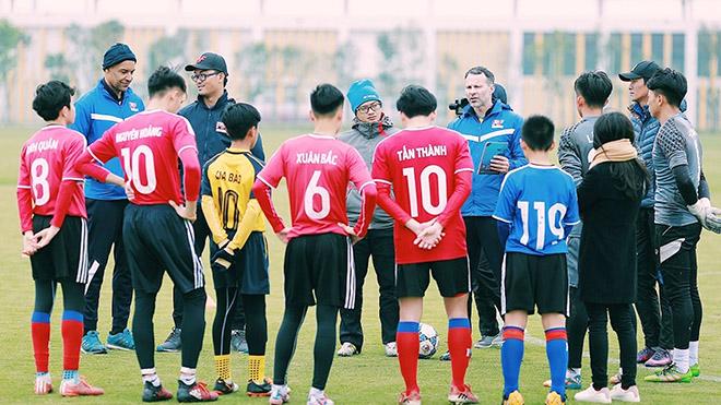 Bóng đá Việt, mì ăn liền và giấc mơ World Cup