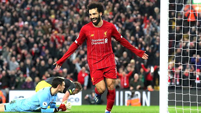 Liverpool: Salah rời Anfield, thực hay hư?