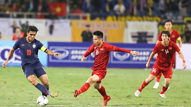 Thái Lan ngại thua thiệt Việt Nam ở vòng loại World Cup 2022