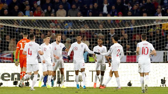 Vì đại dịch, đội tuyển Anh đảo lộn kế hoạch thi đấu