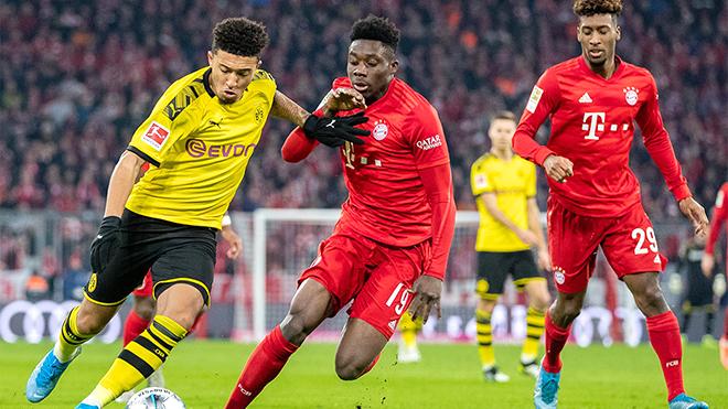 Bundesliga trở lại: Bóng đá châu Âu hướng về nước Đức