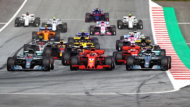 F1 sau những cánh cửa đóng kín
