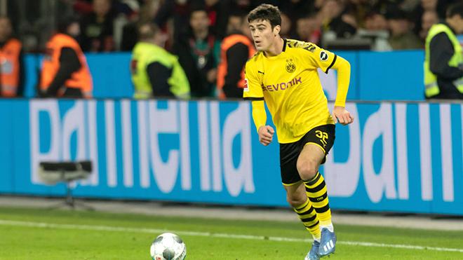 Reyna, sao mai của Dortmund
