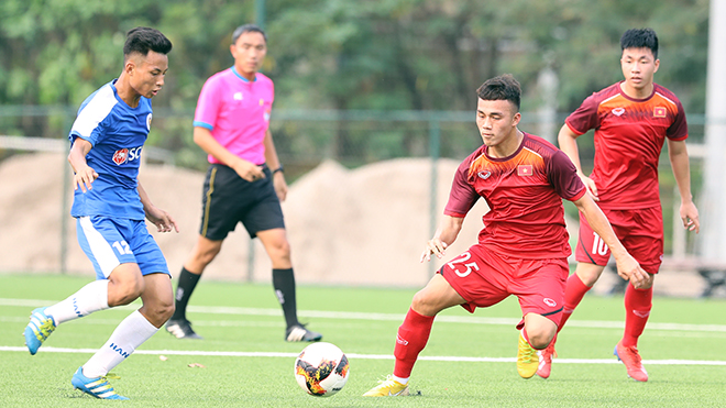 Chuyên gia Vũ Mạnh Hải: ' Cầu thủ trẻ phải miễn nhiễm tiêu cực'