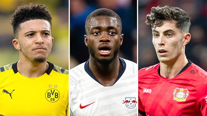 Bundesliga trở lại: Sắc màu đích thực ở châu Âu