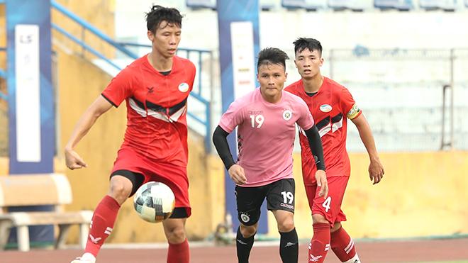 Hà Nội, Than Quảng Ninh đạt kết quả tốt trước ngày V League trở lại
