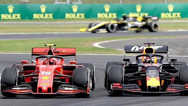 F1 2020 vẫn chờ Việt Nam trở lại