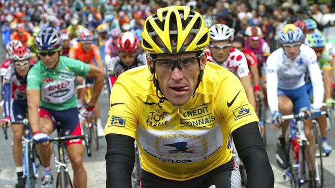 Khi cuộc đời và scandal của Armstrong lên phim