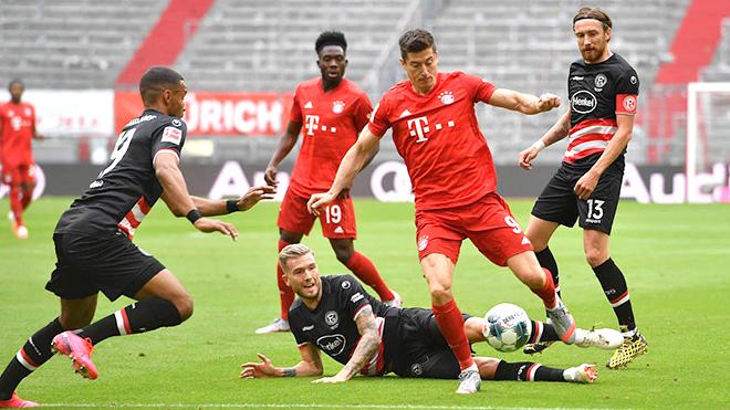 Bóng đá Đức: Ai đủ sức ngăn Bayern Munich vô địch sớm?