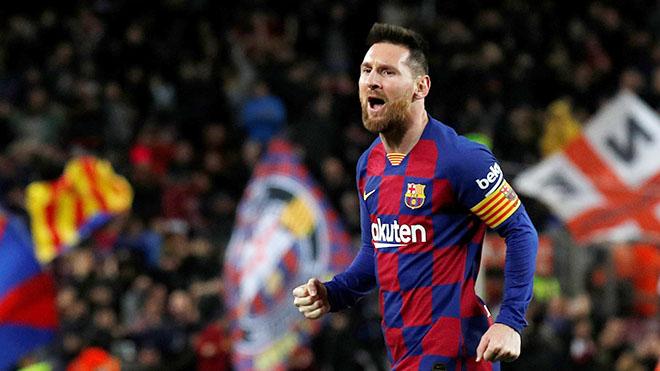 Barcelona: Leo Messi được sinh ra để làm điều khác biệt