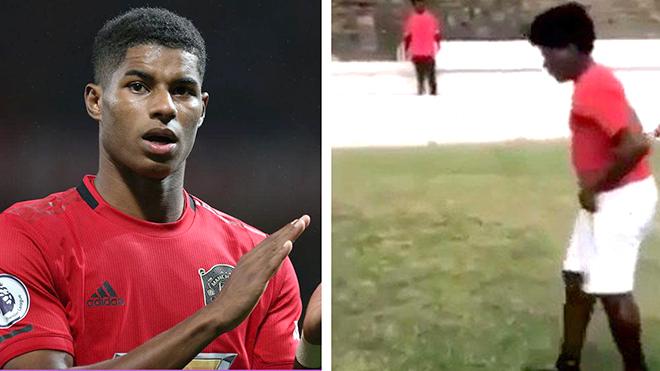MU: Rashford, nguồn cảm hứng từ bóng đá ra xã hội