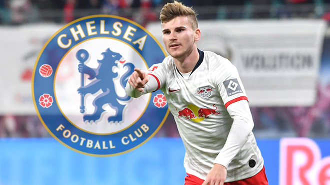 Tại sao Werner tới Chelsea là lời cảnh báo cho Liverpool?