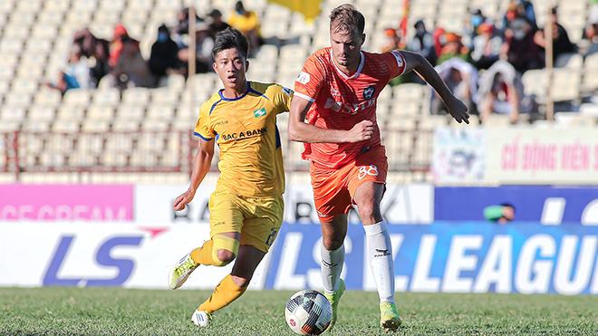 Vòng 4 LS V-League 2020: SHB Đà Nẵng 'giải hạn' ở Hòa Xuân?