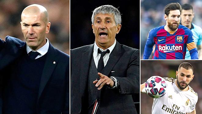 Bóng đá Tây Ban Nha trở lại: Giương buồm lên, hỡi những thuyền trưởng vĩ đại!