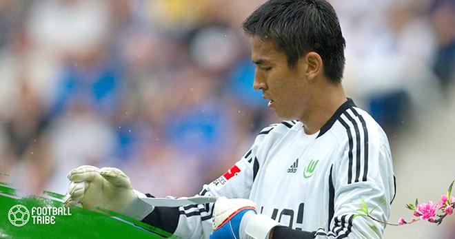 Bong da, Tin tuc bong da, Tin bóng đá, Makoto Hasebe, Cầu thủ Nhật ở Bundesliga, tin tức bóng đá, bóng đấ, Makoto Hasebe lập kỷ lục, bóng đá Đức, Bundesliga, bóng đá