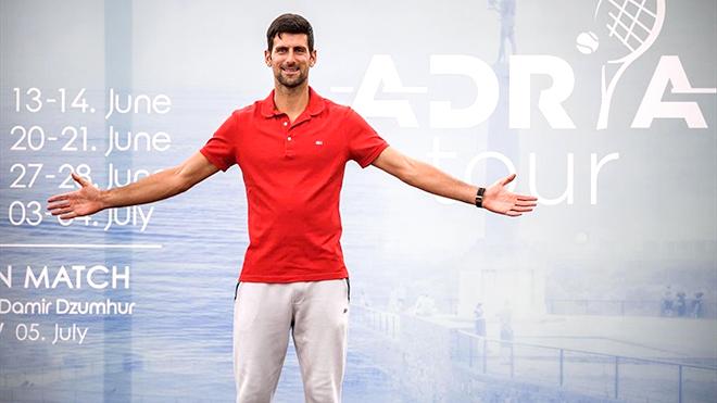Djokovic nhiễm Covid-19: Nói một đằng, làm một nẻo