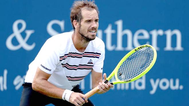 Tennis: Gasquet chỉ trích lịch đấu ATP mới