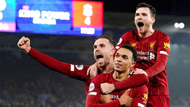 Liverpool có 'vô đối' ở Champions League?