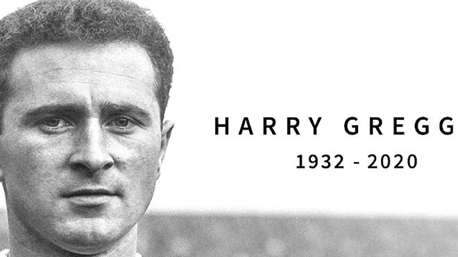 Huyền thoại MU Harry Gregg qua đời: Người hùng bất đắc dĩ trong thảm họa Munich