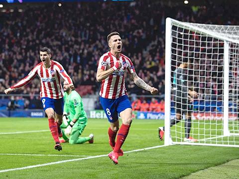 Atletico đánh bại Liverpool: Giành lấy vương miện trên đầu nhà Vua