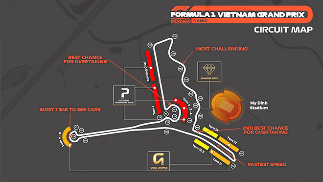 "F1 Việt Nam ""miễn nhiễm"" virus corona"