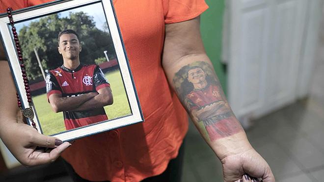 Đi tìm công lý cho 10 cầu thủ chết cháy của Flamengo