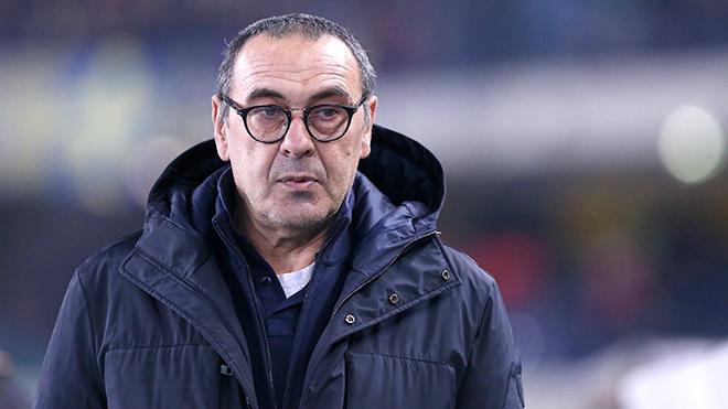 Juventus: Tuần quyết định của HLV Sarri