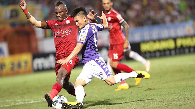 Trực tiếp bóng đá TP.HCM vs Hà Nội (16h30 ngày 1/3): 'Đóng cửa' tranh Siêu Cúp
