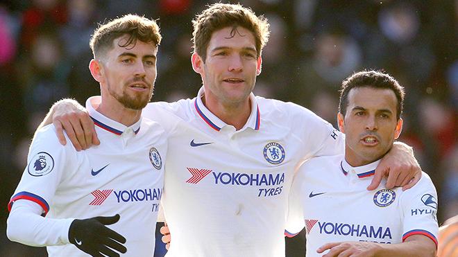 Chelsea: Lampard dùng cựu binh, ý tưởng hay tình thế?