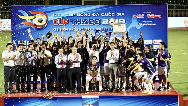 Khai mạc V-League 2020: Hà Nội FC vẫn là số 1