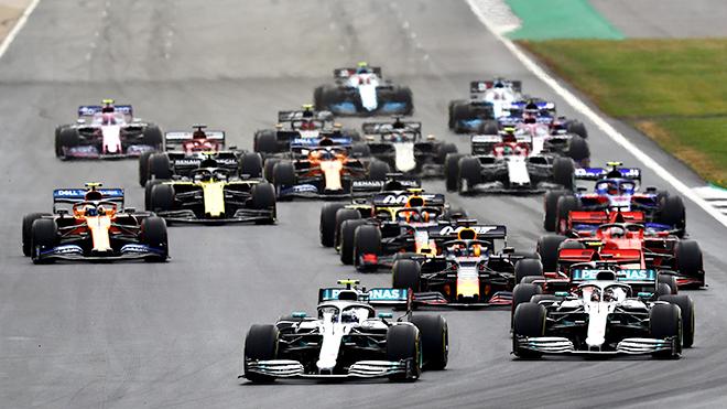F1 nghỉ hè sớm