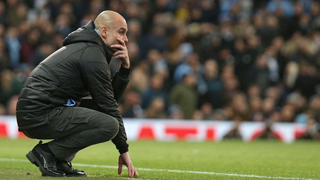 Mất Premier League, Guardiola sẽ rời Man City?