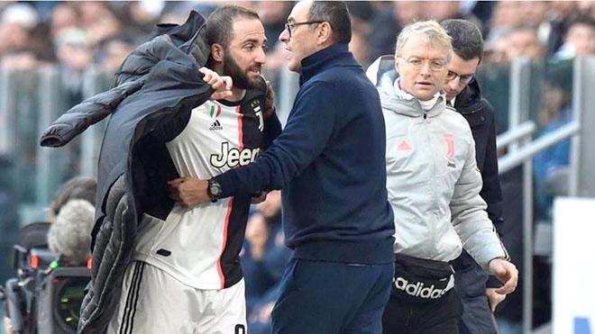 Juventus: Khi các ngôi sao giận dỗi...