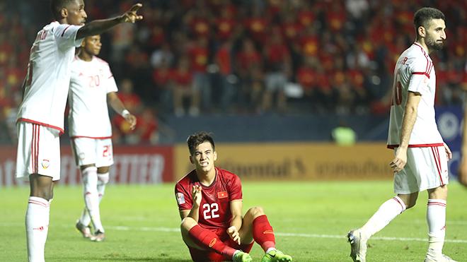 U23 Việt Nam không thắng hơi phí