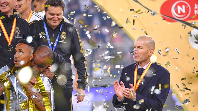 Zinedine Zidane: Chúa tể những trận chung kết