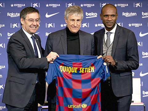 Barca là con tin của ông Bartomeu