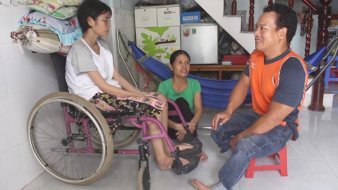 Trái tim của nhà vô địch Paralympic