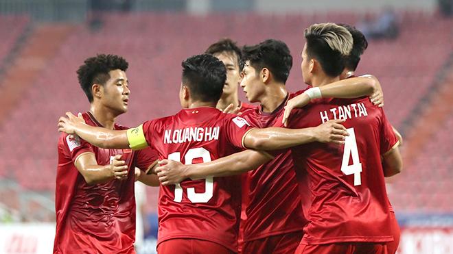 U23 Việt Nam đã để thua chính mình