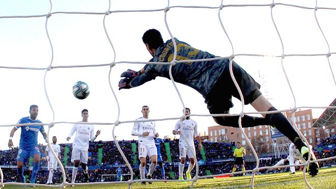 Real Madrid: Sức mạnh phòng ngự