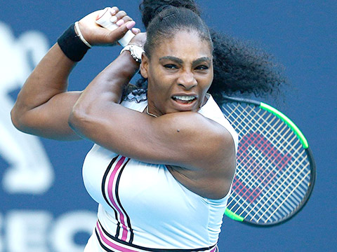 Giải quần vợt ASB Classic: Ngày Serena Williams trở lại nơi bắt đầu