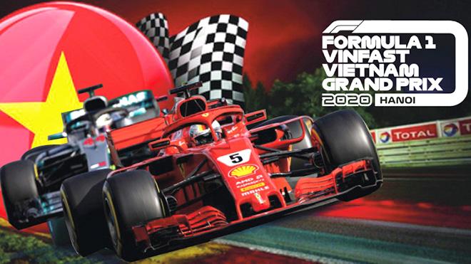 F1 2020: Điểm nhấn Việt Nam GP