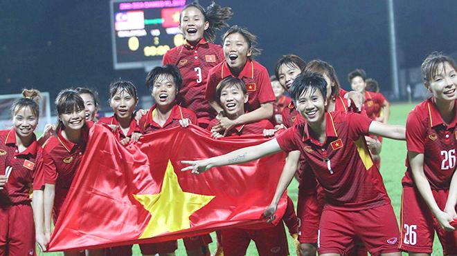 Nữ Việt Nam vs Thái Lan: Kình địch đối đầu (VTV5 trực tiếp bóng đá)