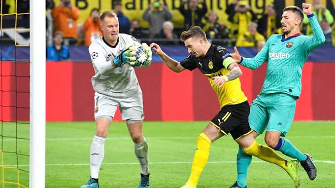 Barcelona vs Dortmund (03h00 ngày 28/11):  Những đôi chân nặng nề ở Camp Nou. K+PM trực tiếp