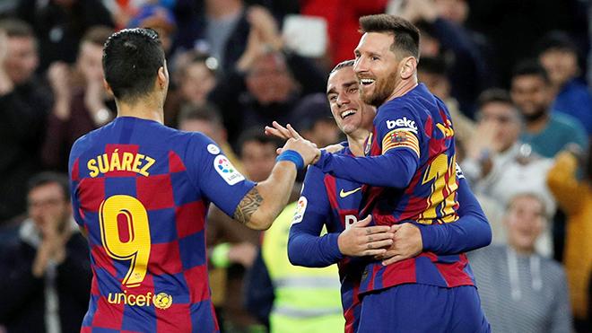 Barca: Bộ ba 'MSG' hay nhất châu Âu