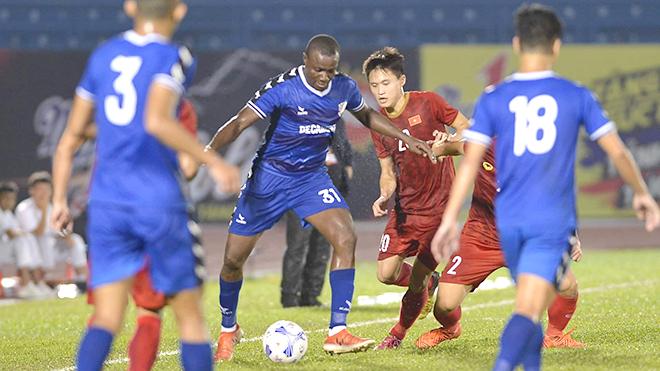 B.Bình Dương 3-0 U20 Việt Nam: Bài học cho sự trưởng thành